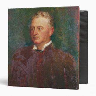 Portrait of Cecil John Rhodes  1898 Binder
