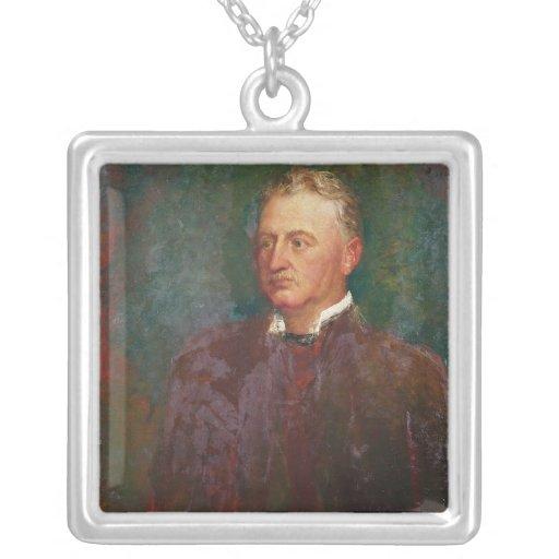 Portrait of Cecil John Rhodes  1898 Necklaces