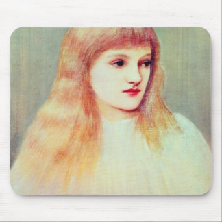 Portrait of Cecily Horner, 1895 Mouse Pad