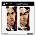 Portrait of Celso Laga by Amedeo Modigliani HTC Droid Incredible Skin