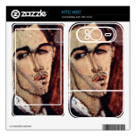 Portrait of Celso Laga by Amedeo Modigliani HTC HD7 Decal
