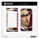 Portrait of Celso Laga by Amedeo Modigliani HTC 7 Trophy Decal