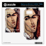 Portrait of Celso Laga by Amedeo Modigliani Samsung Behold II Decals