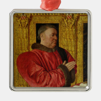 Portrait of Chancellor Guillaume Jouvenel Ornament