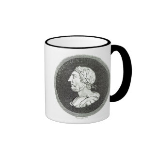 Portrait of Charlemagne Coffee Mugs