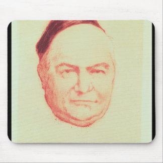 Portrait of Charles Augustin Sainte-Beuve Mouse Pad