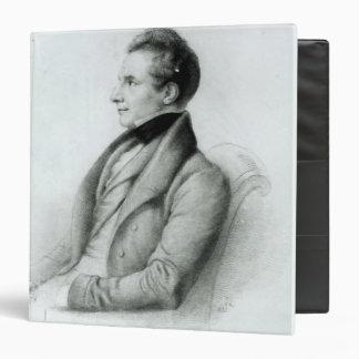 Portrait of Charles Babbage  1832 Binder