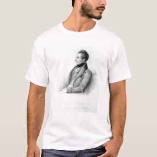 Portrait of Charles Babbage  1832 T-Shirt