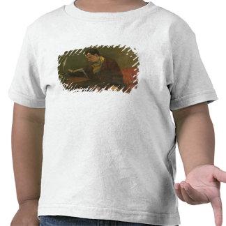 Portrait of Charles Baudelaire  1847 Tee Shirt