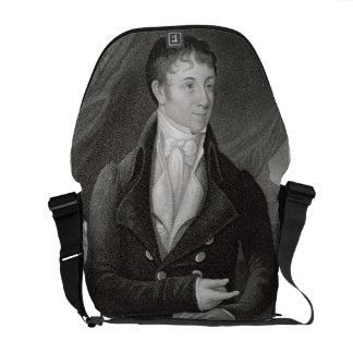 Portrait of Charles Brockden Brown (1771-1810), en Messenger Bag