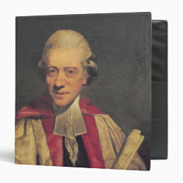 Portrait of Charles Burney, c.1781 Binder