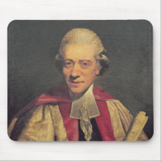 Portrait of Charles Burney, c.1781 Mouse Pad