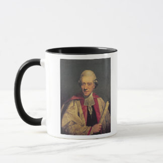 Portrait of Charles Burney, c.1781 Mug