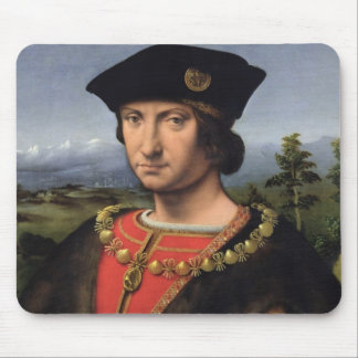 Portrait of Charles d'Amboise  Marshal of France Mouse Pad