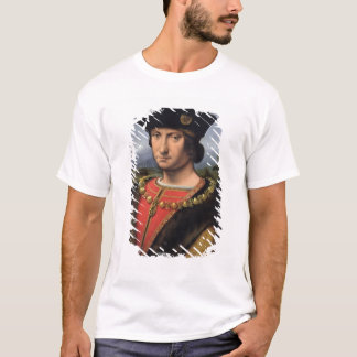 Portrait of Charles d'Amboise  Marshal of France T-Shirt