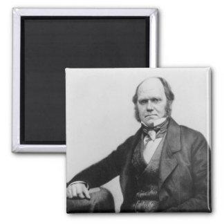 Portrait of Charles Darwin, 1854 Magnet