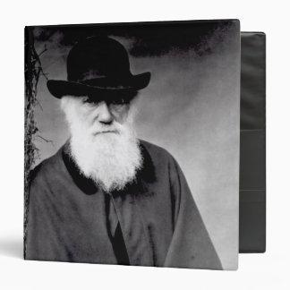 Portrait of Charles Darwin  1881 Binder