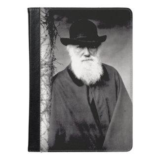 Portrait of Charles Darwin  1881 iPad Air Case