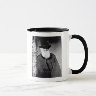 Portrait of Charles Darwin  1881 Mug