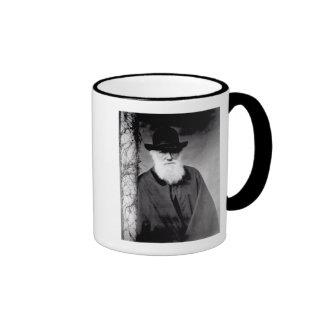 Portrait of Charles Darwin  1881 Coffee Mugs