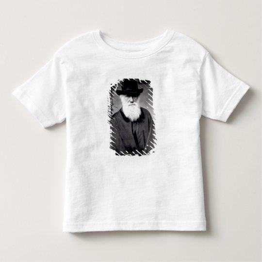 Portrait of Charles Darwin  1881 Toddler T-shirt