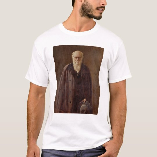 Portrait of Charles Darwin  1883 T-Shirt
