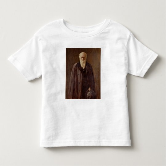 Portrait of Charles Darwin  1883 Toddler T-shirt