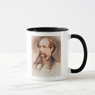 Portrait of Charles Dickens, 1869 Mug