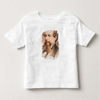 Portrait of Charles Dickens, 1869 Toddler T-shirt