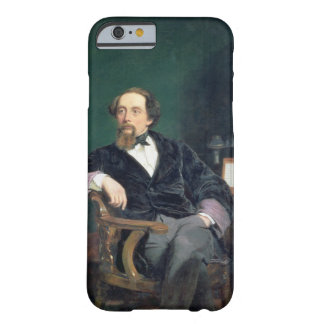 Portrait of Charles Dickens (oil on canvas) Barely There iPhone 6 Case