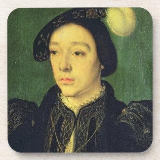 Portrait of Charles, Duke of Angouleme, c.1536 (oi Drink Coaster