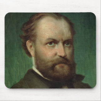 Portrait of Charles Gounod Mouse Pad