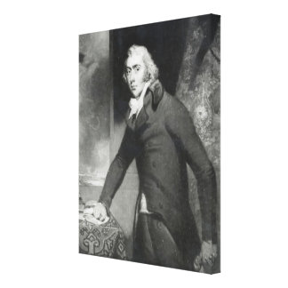 Portrait of Charles Grey Earl Grey Gallery Wrapped Canvas