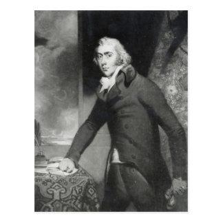 Portrait of Charles Grey, Earl Grey Postcard