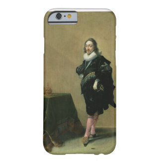 Portrait of Charles I (1600-49) 1632 (oil on panel Barely There iPhone 6 Case