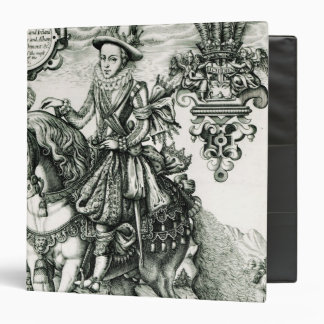 Portrait of Charles I as a Prince Binders