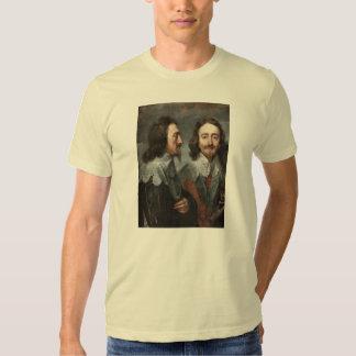 Portrait of Charles I, by Van Dyck Shirt