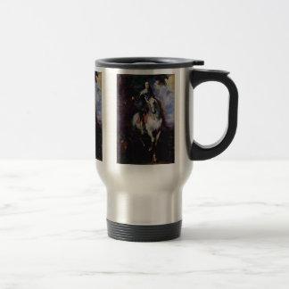 Portrait Of Charles I, King Of England Mugs