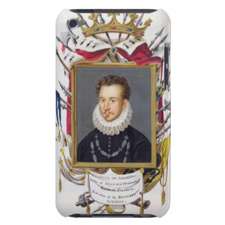 Portrait of Charles IX of France (1550-74) from 'M iPod Touch Cover