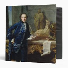 Portrait of Charles John Crowle  of Crowle Binder
