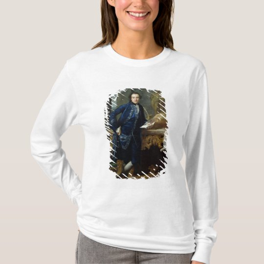 Portrait of Charles John Crowle  of Crowle T-Shirt