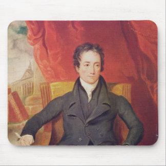 Portrait of Charles Lamb  1826 Mouse Pad