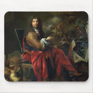 Portrait of Charles Le Brun (1619-90) 1686 (oil on Mouse Pad