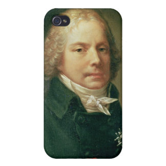 Portrait of Charles Maurice iPhone 4 Case