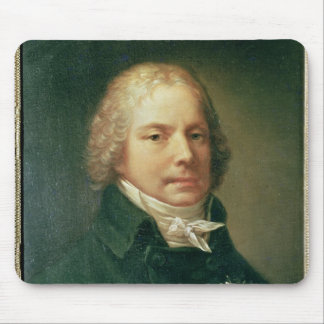 Portrait of Charles Maurice Mouse Pad