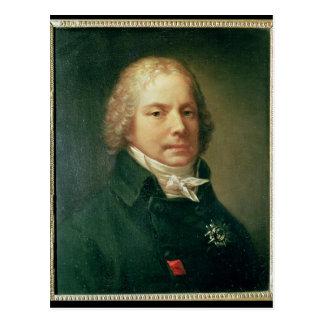 Portrait of Charles Maurice Postcard