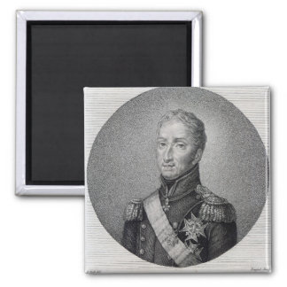Portrait of Charles of France Magnet