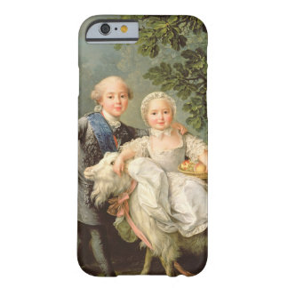 Portrait of Charles Philippe of France (1757-1836) Barely There iPhone 6 Case