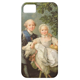 Portrait of Charles Philippe of France (1757-1836) iPhone SE/5/5s Case