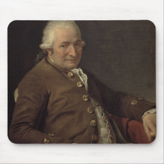 Portrait of Charles-Pierre Pecoul, 1784 (oil on ca Mouse Pad